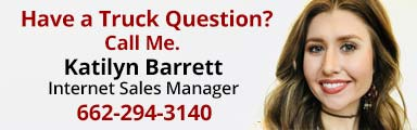 Katilyn Barrett, Internet Sales Manager